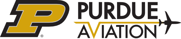 Purdue Aviation Logo